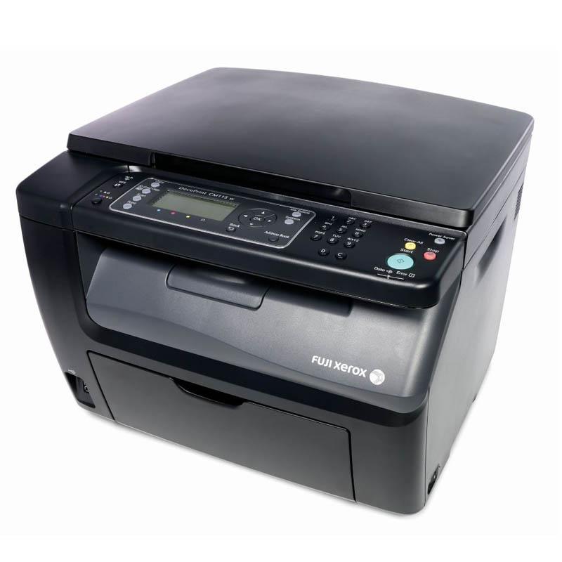Máy in đa chức năng laser màu Fuji Xerox Docuprint CM115W thương hiệu uy tín tại Toàn Nhân